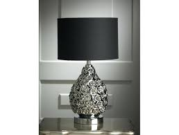 black nightstand lamps black table lamps shades black bedside lamps australia