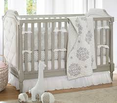 Organic Genevieve Baby Bedding Set | Pottery Barn Kids &  Adamdwight.com