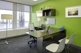 cool office colors. Office Stylish Design Ideas In Cool Grey And Orange Colors Modern Color L