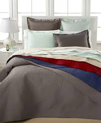 CLOSEOUT! Charter Club Bedding, Damask Quilted 3-Pc. Coverlet Set ... & Charter Club Bedding, Damask Quilted 3-Pc. Coverlet Set, Created Adamdwight.com