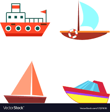cartoon images of boats. Simple Images In Cartoon Images Of Boats O