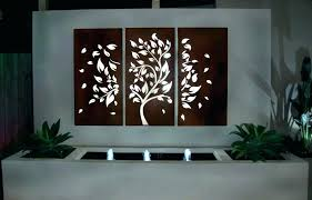 outdoor wall art large outdoor wall hangings metal outdoor garden wall art outdoor garden wall art outdoor wall art