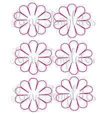 Paper Flower Printables Printable Diy Paper Flower Template Download Them Or Print