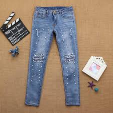 Blue Cult Jeans Size Chart Women Denim High Waist Ripped Jeans In 2019 Products