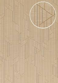 Grafisch Behang Atlas Xpl 565 7 Vliesbehang Gestructureerd Met