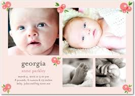 Sample Baby Announcement Birth Announcement Template Sample Get Sniffer