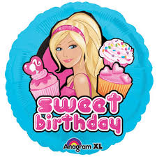 barbie her sisters pets and friends images modern barbie sweet birthday balloon wallpaper and background photos