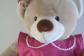 Teddy Bear Sewing Pattern Beauteous Free Pattern For Easy To Sew Teddy Bear Clothes Buildabear