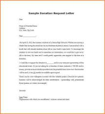 letter asking for donations from businesses business donation request letter image collections letter