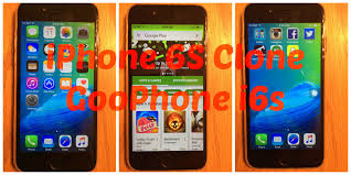 Unboxing V5 Skin Ios Clone Goophone First 9 6s I6s Iphone qAXHOgwxW