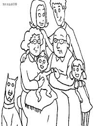 beautiful bear family coloring pages n3172 colouring family free coloring pages of lovely coloring page