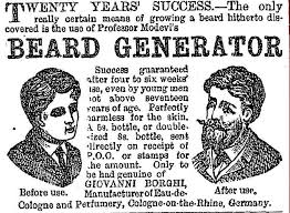 Image result for victorian beards