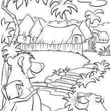 Small Picture THE JUNGLE BOOK 2 Disney movie coloring books 20 free Disney