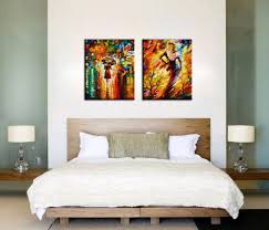 abstract 2 canvas prints paulette knife paint gift picture modern wall art painting decoration pieces for living room bedroom in painting calligraphy from  on canvas wall art bedroom with abstract 2 canvas prints paulette knife paint gift picture modern