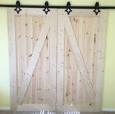 picture of install barn doors