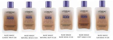 l 39 oreal paris magic foundation s info india