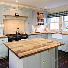 solid wood worktop farmhouse oak 40mm thick