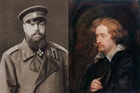 l r alexander iii and anthony van dyck