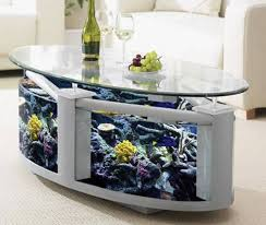 fishtank furniture. Exciting White Modern Fish Tank Aquarium Coffee Table Design Hi-Res Wallpaper Photos The For Different Furniture Concept High Fishtank