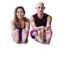 hot yoga teacher with kristin khor rene ekeheien