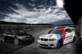 2008 BMW 1 Series M Coupe MotoGP Safety Car - Car Pictures