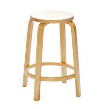 artek alvar aalto 64 kitchen bar stool