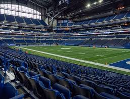 Lucas Oil Stadium Seating Chart For Colts Games Lucas Oil Stadium Section 108 Seat Views Seatgeek