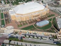 Dickies Arena Fort Worth Tx Seating Chart Dickies Arena Delivers Pomp And Circumstance For Grand
