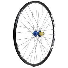 Hope tech xc pro 4 26 inches rear wheel 12x142mm qr blue