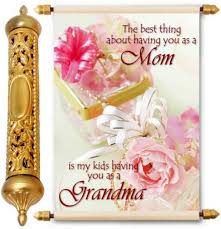 Print A Mother S Day Card Online Lolprint Gold Mothers Day Gift Scroll Greeting Card Price In India