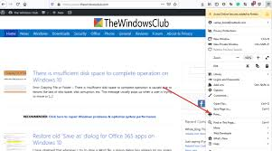 How To Download And Save Web Pages For Offline Viewing