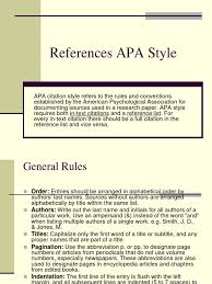 Apa Citation Styles Essay Example