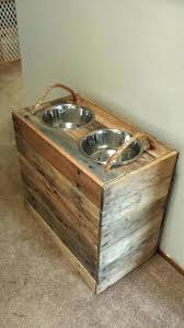 pet bowl stands dog dish stand large dog reclaimed dog food bowl stand with food storage pet bowl stands stylish elevated dog
