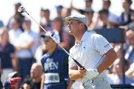 British Open: Bryson DeChambeau ...