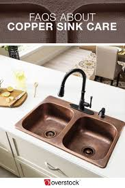 4 common questions about copper sink care