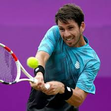 Join atp world tour uncovered presented by peugeot to find out more about cameron norrie, who broke into the top 100 of the atp rankings for the first time. Queen S Club Cameron Norrie Flies The Flag As Dan Evans Beaten By Berrettini Tennis The Guardian