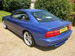 Coupe Series bmw 840 for sale : File:BMW 840 Ci Sport rear.jpg - Wikimedia Commons