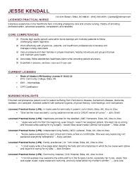 Lpn resume sample is one of the best idea for you to make a good resume 1