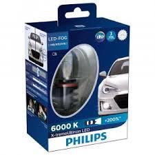 <b>Philips</b> H8/H11/H16 <b>X</b>-<b>treme Ultinon</b> LED FOG - Авто-<b>Лампа</b>