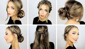 Very Easy Cute Hairstyles 20 Quick And Easy Hairstyles You Can Wear To Work