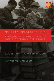 🏡 William Wesley Peters recalls the... - Evansville Museum of Arts,  History & Science | Facebook