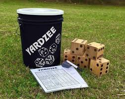 Wooden Yard Games Giant Wooden Yard Dice by Yard Games 32