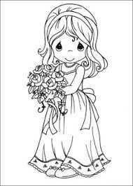 Small Picture Precious Moments Wedding Coloring Pages Precious Moments