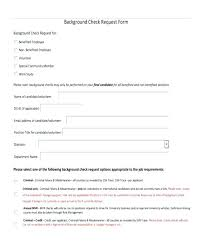 Employment Emergency Contact Form Employment Reference Request Form Template Volunteer
