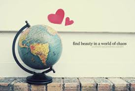 Beauty Of The World Quotes Best of Quotes About Real World Experience 24 Quotes
