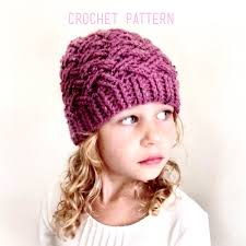 Crochet Hat Patterns For Kids