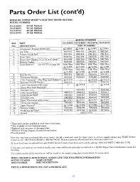 kenmore power miser 6. 153.316654, 153.316655, 153.316754, 153.316755 owner manual - kenmore power miser tm 6electric water heaters model numbers:, 50 gal. medium kenmore power miser 6 h