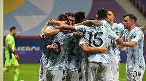 الأرجنتين تتخطى كولومبيا وتضرب موعداً مع البرازيل في نهائي كوبا أميركا -  ملخص مباراة الأرجنتين وكولومبيا