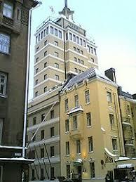 Союзная контрольная комиссия Википедия Союзная контрольная комиссия в Финляндии размещалась в Хельсинки в гостинице torni