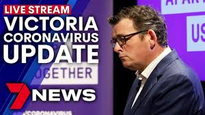 The victorian government was urging people not to head into melbourne on thursday night unless they had a hospitality booking even before wednesday's bad news. Victoria Covid 19 Update Daniel Andrews Live Press Conference 7news Youtube